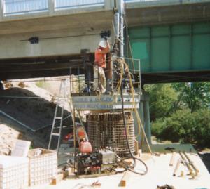 drilled shaft